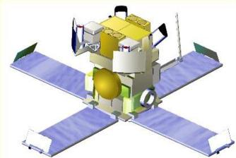 drawing of HETE-2
