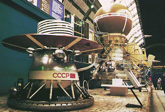 Venera series probe missions to Venus