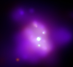 Chandra/VLT images of NGC 1365