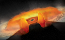 Hyperfeeding supermassive black holes in AGN detected by the Chandra X-ray Observatory