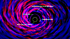 Simulation of the inner accretion disk around a black hole