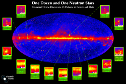 title-ray pulsars found in Fermi Gamma-ray Space Telescope data by Einstein@home
