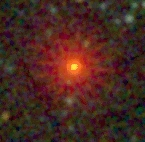 XMM Newton image of wobbly neutron star