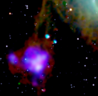 Multiwavelength view of a new SNR in the LMC