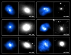 Chandra images of elliptical galaxies