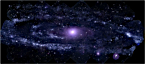 UV mosaic of M31