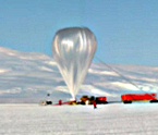 SuperTIGER launch, Antarctica, Dec 9 2012