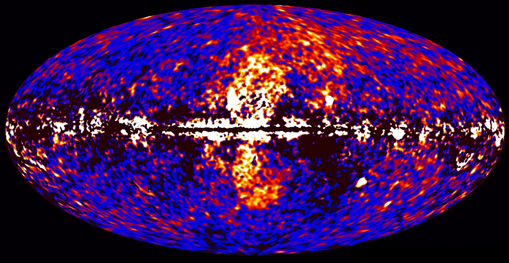 Gamma-Ray Bubbles from the Center of the Milky Way