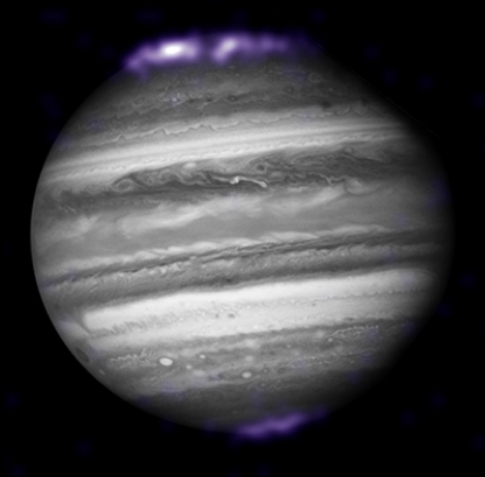 Jupiter X-ray Aurorae during New Horizons Flyby
