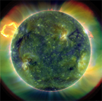 SDO image of the sun