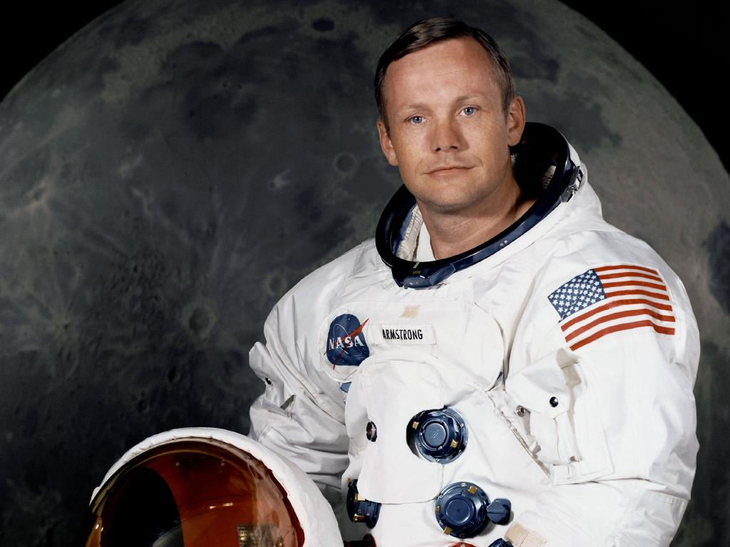 Neil Armstrong, August 5, 1930 - August 25, 2012