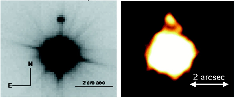 Chandra Image of X-ray Emission from a Brown Dwarf
