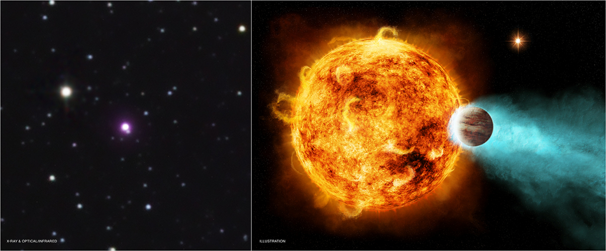 Chandra's view of CoRoT-2b, a planet blasted by stellar X-rays