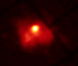 XMM observation of the eruptive massive binary HD 5980