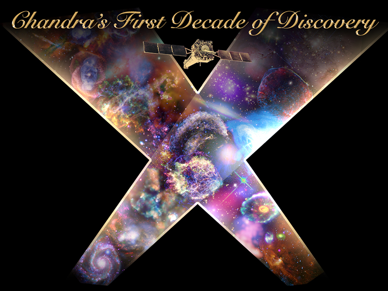 10 years of Exploration with Chandra