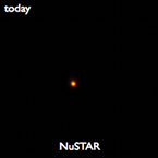 NuSTAR firstlight image