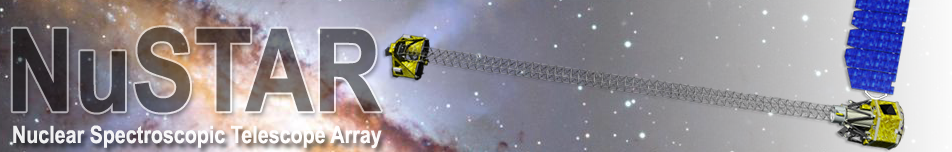 NuSTAR Nuclear Spectroscopic Telescope Array